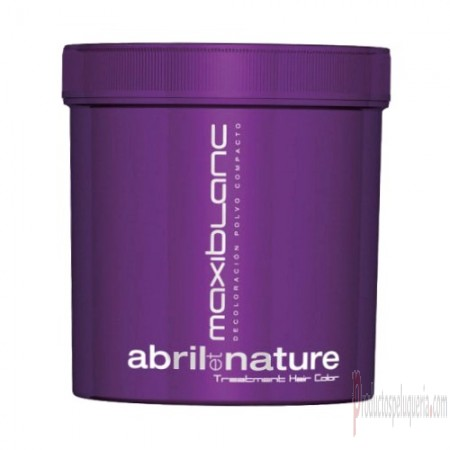 abril et nature Hair Bleach Maxiblanc (con amoníaco)