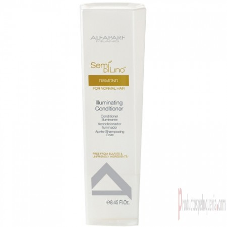 Acondicionador Alfaparf Semi Di Lino Diamond Illuminating Conditioner