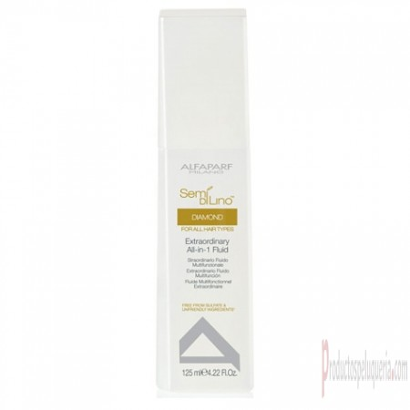 Acondicionador Alfaparf Semi Di Lino Diamond Leave-In All In 1 Fluid