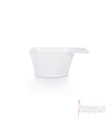 Bifull Bowl Antideslizante Square White
