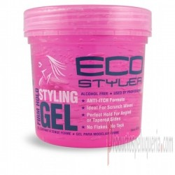 Gomina productos para pelo afro eco styler color treated styling gel fuerza 5 907