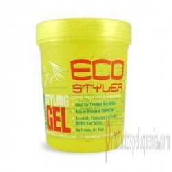 Gomina productos para pelo afro eco styler extra firm styling gel fuerza 8