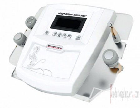 Equipo de Mesoterapia virtual y Ultrasonidos ND-9090