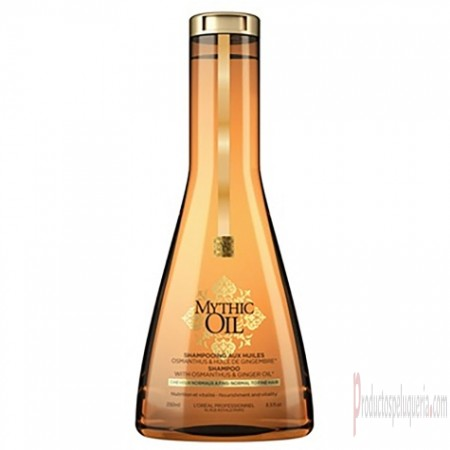 Loreal Mythic Oil Shampoo for Normal to Fine Hair