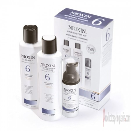 Pack Nioxin Trial Kit System 6