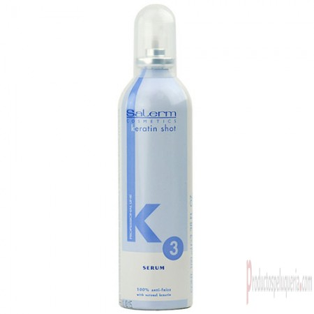 serum keratin shot