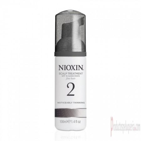 Sérum capilar Nioxin Scalp Treatment System 2 100 ml