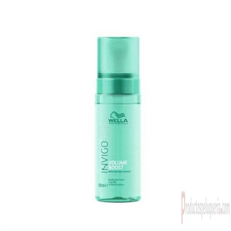 Wella Invigo Volume Boost Thickening foam 150ml