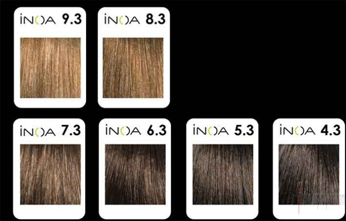 One n Only Argan Oil Hair Color 5CH Light Chocolate Brown