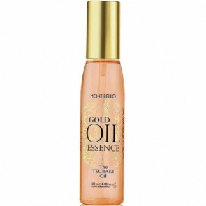 Montibello Gold Oil Essence Tsubaki Oil 130 Ml