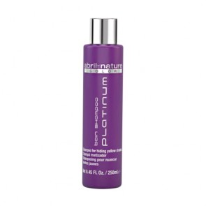 abril et nature bain shampoo Platinum