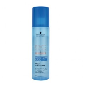 Acondicionador sin aclarado schwarzkopf bc moisture kick spray conditioner