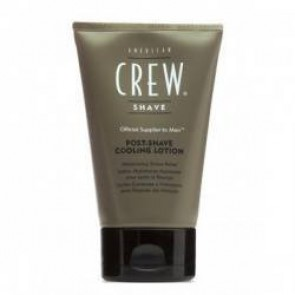 Espuma de afeitar american crew shave post-shave cooling lotion