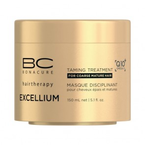 Mascarilla Schwarzkopf BC Bonacure Excellium Taming Treatment 150 ml