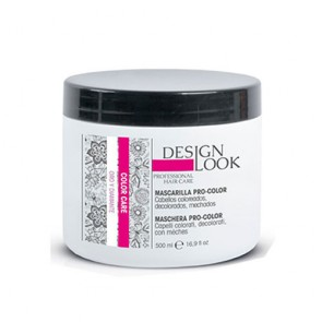 Mascarillas Design Look Mascarilla Pro-Color 500 ml.
