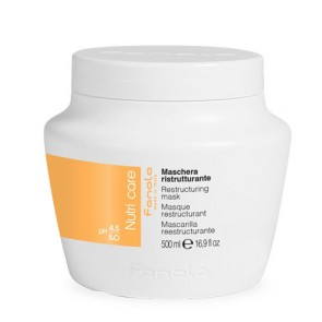 Mascarilla fanola reestructurante nutre care 500 ml.