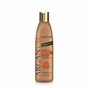 Acondicionador sin aclarado kativa argan oil leave-in