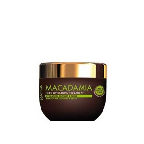 Mascarilla sin sulfatos kativa macadamia intensive treatment