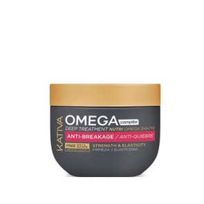 Mascarilla sin sulfatos kativa omega complex deep treatment