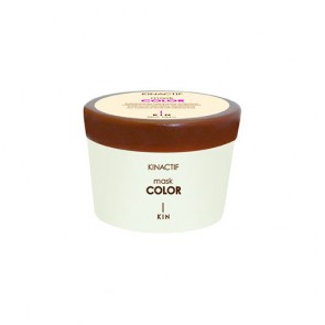Mascarilla kin cosmetics cabellos coloreados - color mask