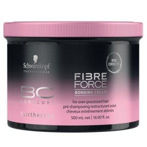 Mascarilla Schwarzkopf BC Bonacure Fibre Force Bonding Cream