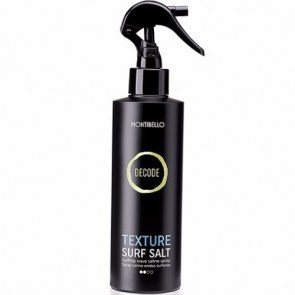 Montibello Decode Texture Surf Salt Spray Salino Ondas Surferas