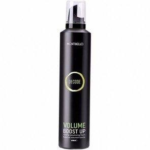 Montibello Decode Volume Boost Up Espuma Volumen Fuerte