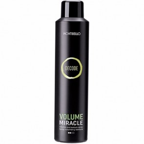 Montibello Decode Volume Miracle Spray Volumen Y Textura