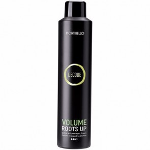 Montibello Decode Volume Roots Up Espuma Raíces Extra Volumen