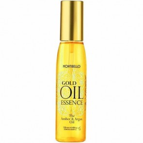 Montibello Gold Oil Essence Oil 130 Ml