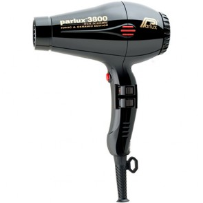 Secador pelo parlux 3800 eco friendly ionic & ceramic negro