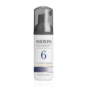 Sérum capilar Nioxin Scalp Treatment System 6 100 ml
