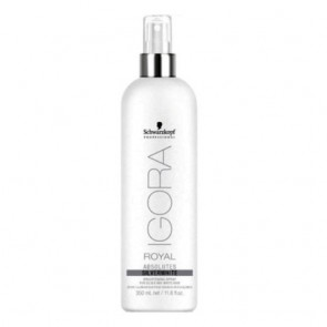 Acondicionador Schwarzkopf Igora Absolutes Silverwhite Brightening Spray 350 ml
