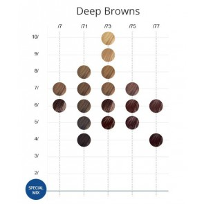 wella color touch deep browns