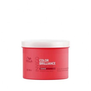 Wella Invigo Color Brilliance Thick Hair Mask 500ml