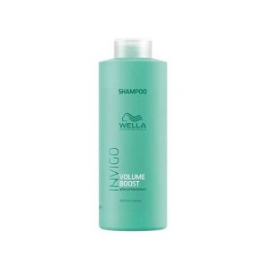 Wella Invigo Volume Boost thickening shampoo 1000ml