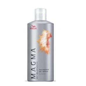 Mascarilla Wella magma color complete