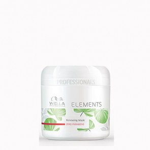 Mascarilla wella elements renewing mask