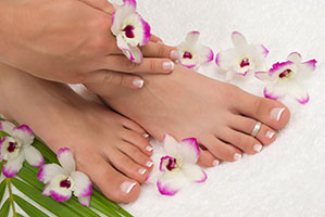 Productos de manicura y pedicura