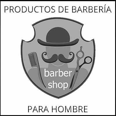 productos de barberia